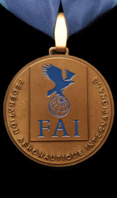 Bronce Medal at FAI World Meet 2010 with Team Blue