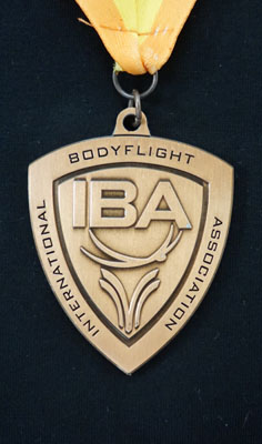 Bronze Medal at IBA Nationals in 4-Way FS Open in 2017