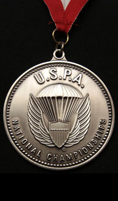 Multiple Silver Medals at USPA National Championships in FS and VFS