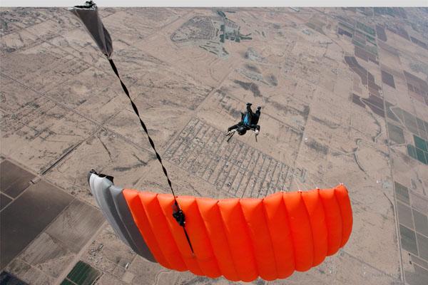 Canopy Piloting: Performance Turns