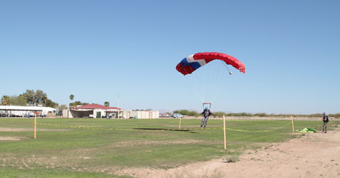 Advanced Accuracy Course: accuracy landing