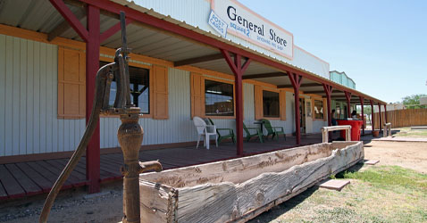General Store at Skydive Arizona 2